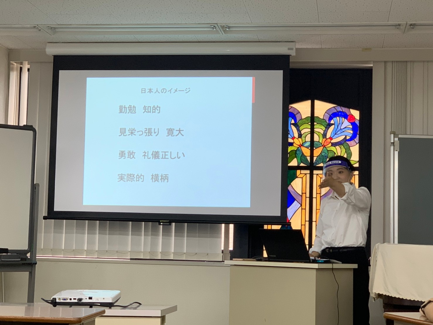 日本語教育実習!