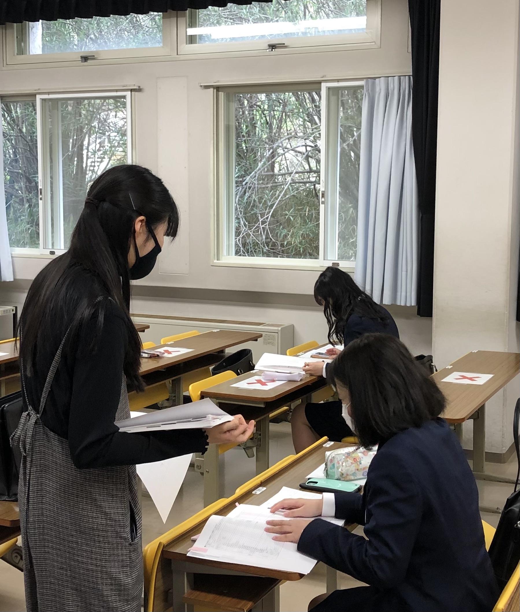 新入生向け履修相談開催☆彡